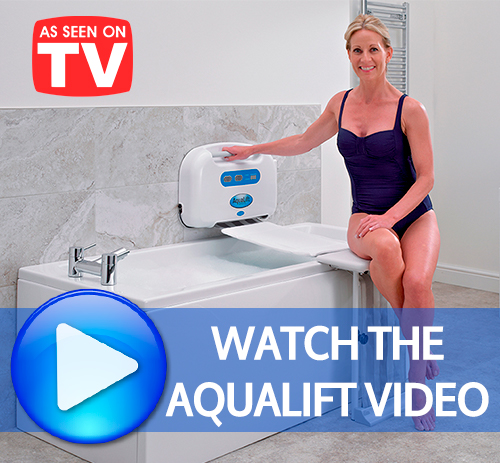The Aqualift Bath Lifts & Bathing Aid | Aqualift